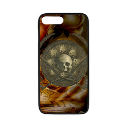 "Awesome creepy skulls Rubber Case for iPhone 7 plus (5.5"")"