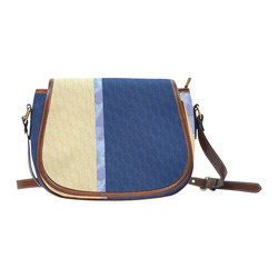 Mediterranean Saddle Bag/Large (Model 1649)