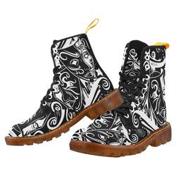 Zodiac - Gemini Martin Boots For Men Model 1203H