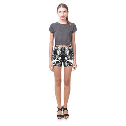 Zodiac - Gemini Briseis Skinny Shorts (Model L04)