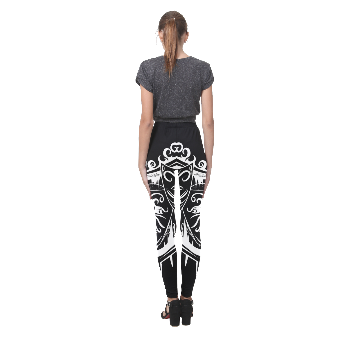 Zodiac - Gemini Cassandra Women's Leggings (Model L01)