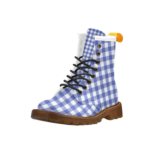 BLUEKARO V High Grade PU Leather Martin Boots For Women Model 402H