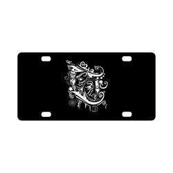 Zodiac - Gemini Classic License Plate