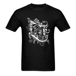 Zodiac - Gemini Sunny Men's T- shirt (Model T06)