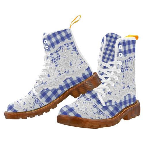 BLUEKAROSPITZE X Martin Boots For Women Model 1203H