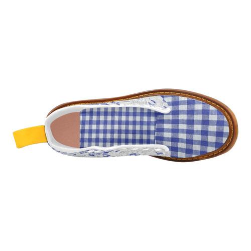 BLUEKAROSPITZE VX Martin Boots For Women Model 1203H