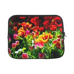 Colorful tulip flowers chic spring floral beauty Macbook Pro 13''
