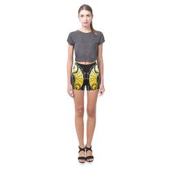 Panther Briseis Skinny Shorts (Model L04)