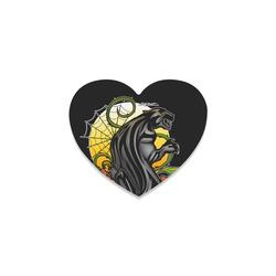 Panther Heart Coaster