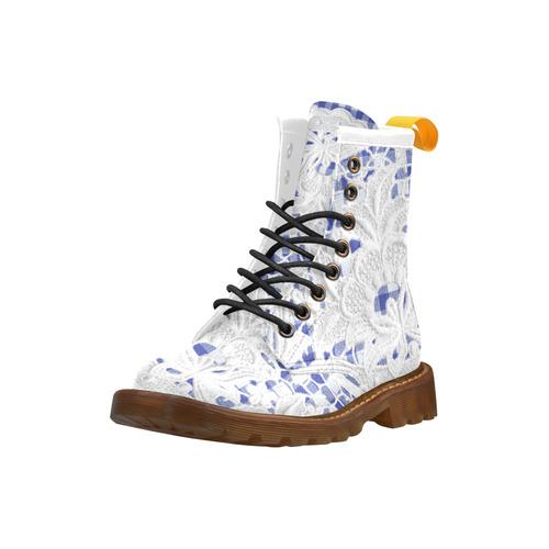 OKTOBERFEST DIRNDL SPITZE High Grade PU Leather Martin Boots For Women Model 402H