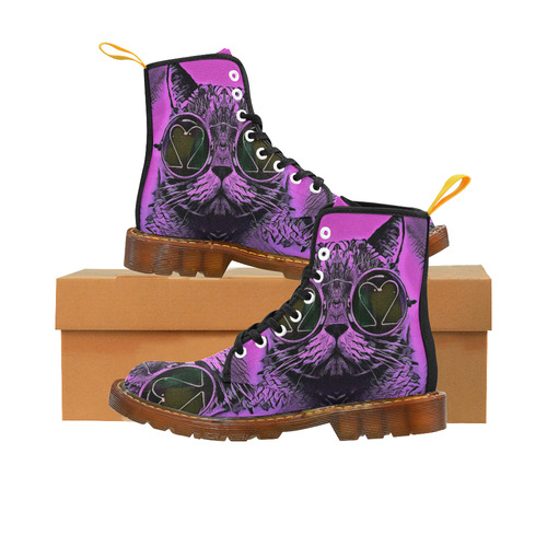 CAT PINKY Martin Boots For Women Model 1203H
