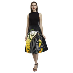 Panther Aoede Crepe Skirt (Model D16)