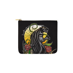Panther Carry-All Pouch 6''x5''