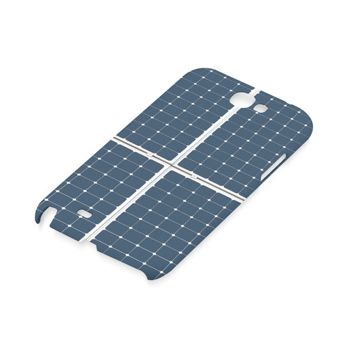 Solar Technology Power Panel Image Energy Cell Hard Case for Samsung Galaxy Note 2