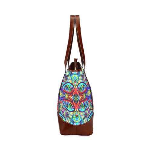 Thleudron Women's Visha Tote Handbag (Model 1642)