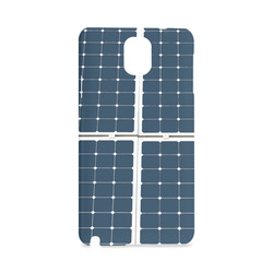 Solar Technology Power Panel Image Sun Energy Hard Case for Samsung Galaxy Note 3
