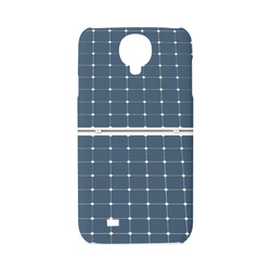 Solar Technology Power Panel Image Photovoltaic Hard Case for Samsung Galaxy S4