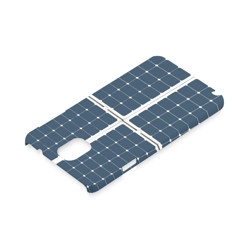 Solar Technology Power Panel Image Sun Energy Hard Case for Samsung Galaxy Note 3