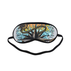 Nautical Splash Sleeping Mask