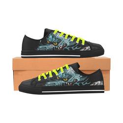 Dragon Soar Aquila Microfiber Leather Men's Shoes (Model 028)
