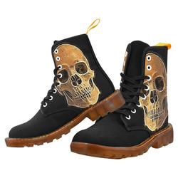 Skull20170535a_by_JAMColors Martin Boots For Women Model 1203H