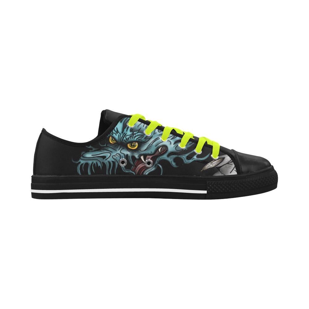 Dragon Soar Aquila Microfiber Leather Women's Shoes (Model 028)