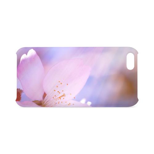 Sakura Cherry Blossom Spring Heaven Light Pink Hard Case for iPhone 5C