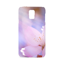 Sakura Cherry Blossom Spring Heaven Light Pink Hard Case for Samsung Galaxy S5