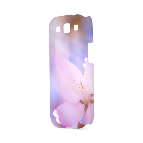 Sakura Cherry Blossom Spring Heaven Light Pink Hard Case for Samsung Galaxy S3