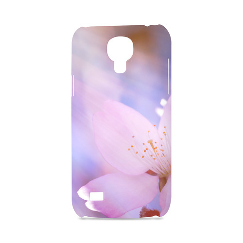 Sakura Cherry Blossom Spring Heaven Light Pink Hard Case for Samsung Galaxy S4 mini