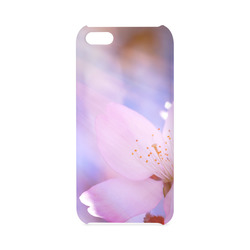 Sakura Cherry Blossom Spring Heaven Light Pink Hard Case for iPhone 5C