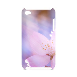 Sakura Cherry Blossom Spring Heaven Light Pink Hard Case for iPod Touch 4
