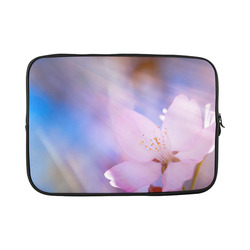 """Sakura Cherry Blossom Spring Heaven Light Beauty Custom Sleeve for Laptop 15.6"""""""