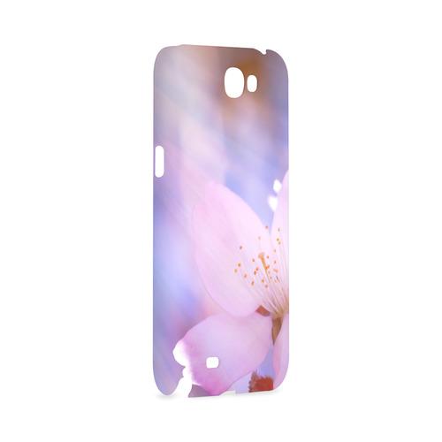Sakura Cherry Blossom Spring Heaven Light Pink Hard Case for Samsung Galaxy Note 2