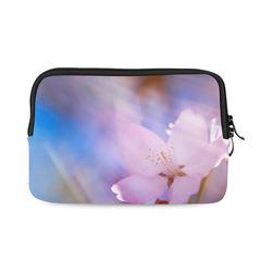 Sakura Cherry Blossom Spring Heaven Light Beauty iPad mini