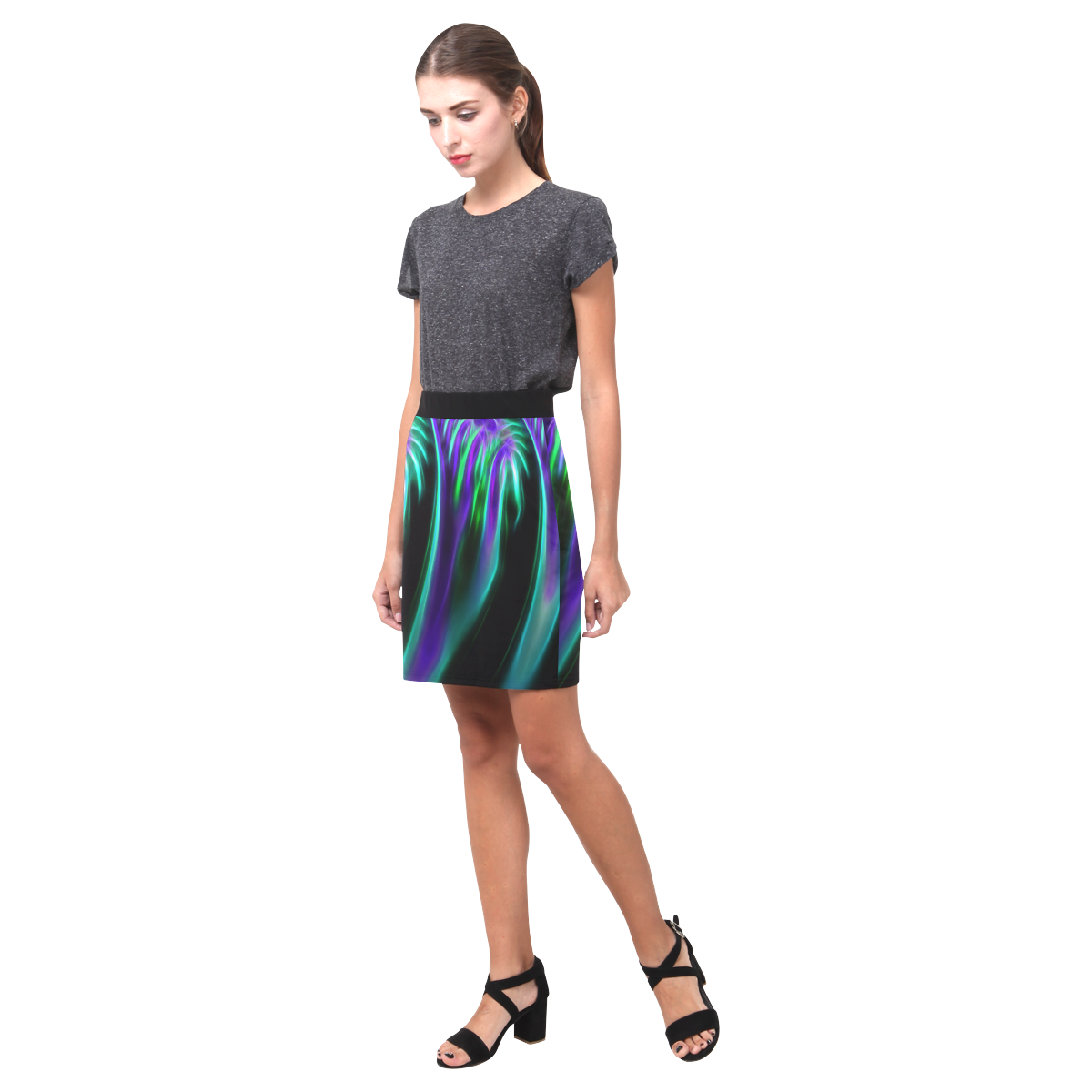 Flame Nemesis Skirt (Model D02)