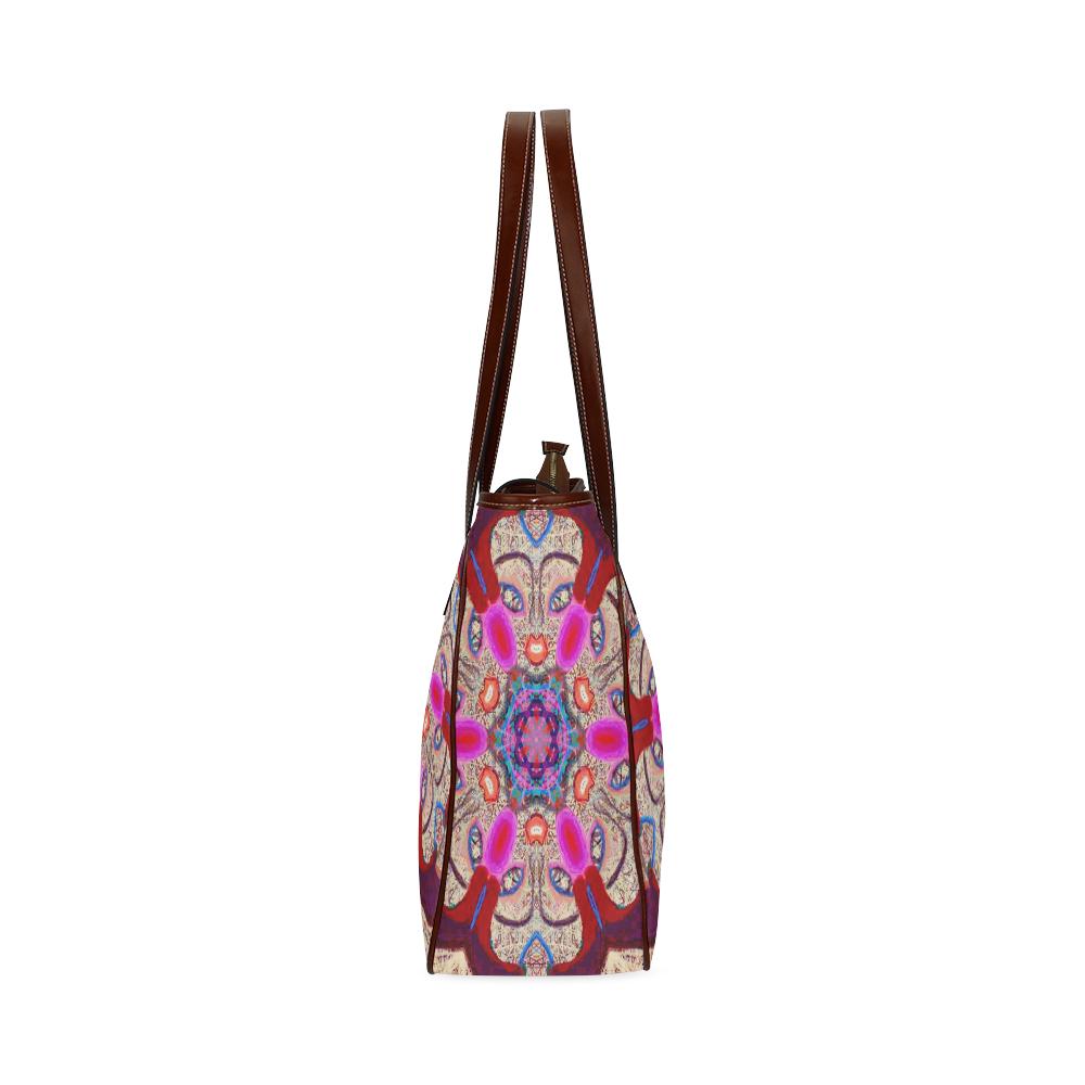 Thleudron Women's Maiko Classic Tote Bag (Model 1644)