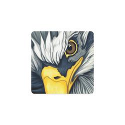 Blue eagle Square Coaster
