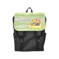 Skater Sport Vegan Love Casual Shoulders Backpack (Model 1623)