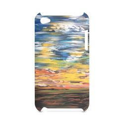 Sundown Hard Case for iPod Touch 4