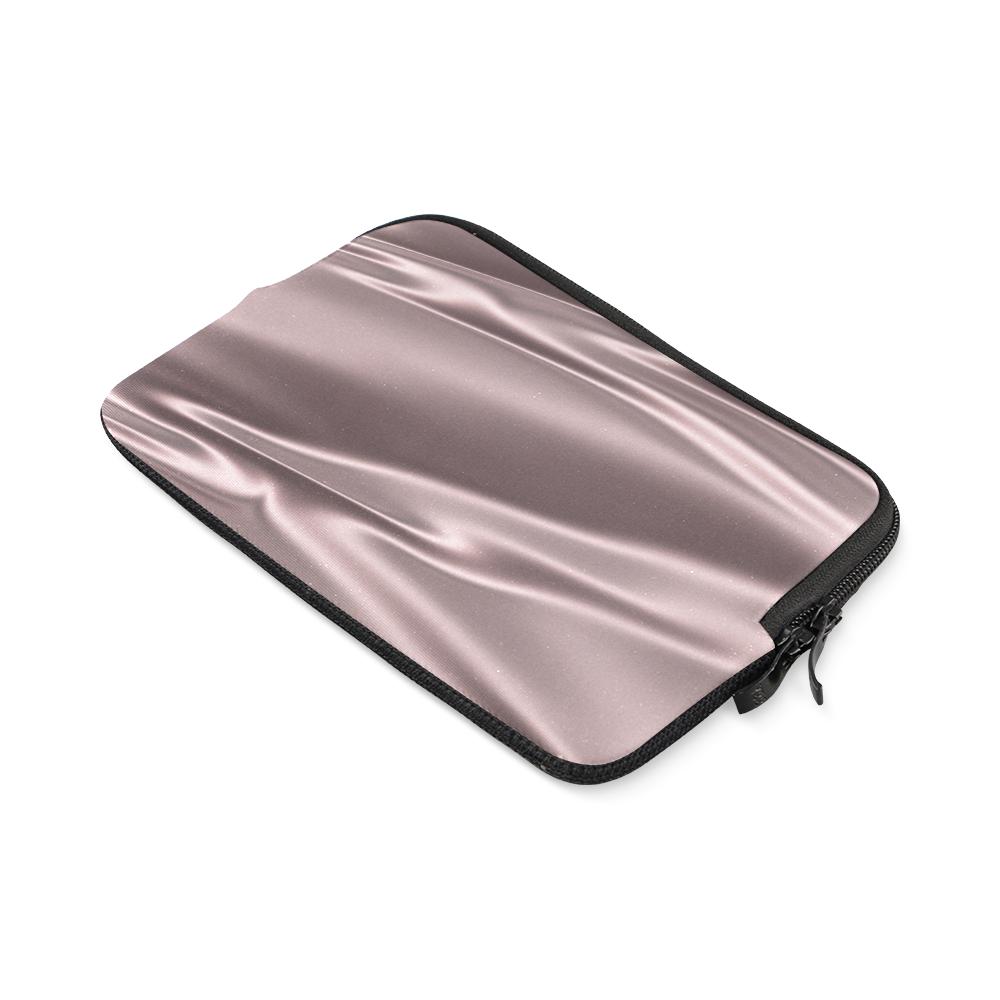 Lilac satin 3D texture iPad mini
