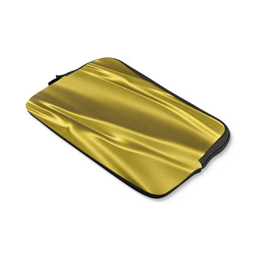 Gold satin 3D texture iPad mini