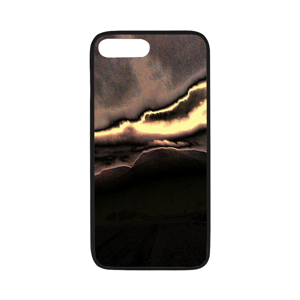 """Blazing Portal - Jera Nour Rubber Case for iPhone 7 plus (5.5"""")"""