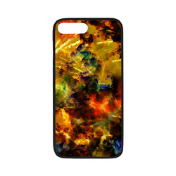 """Letric Watercolor - Jera Nour Rubber Case for iPhone 7 plus (5.5"""")"""