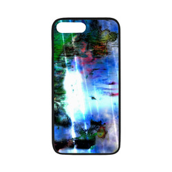 """Watercolor Fall - Jera Nour Rubber Case for iPhone 7 plus (5.5"""")"""