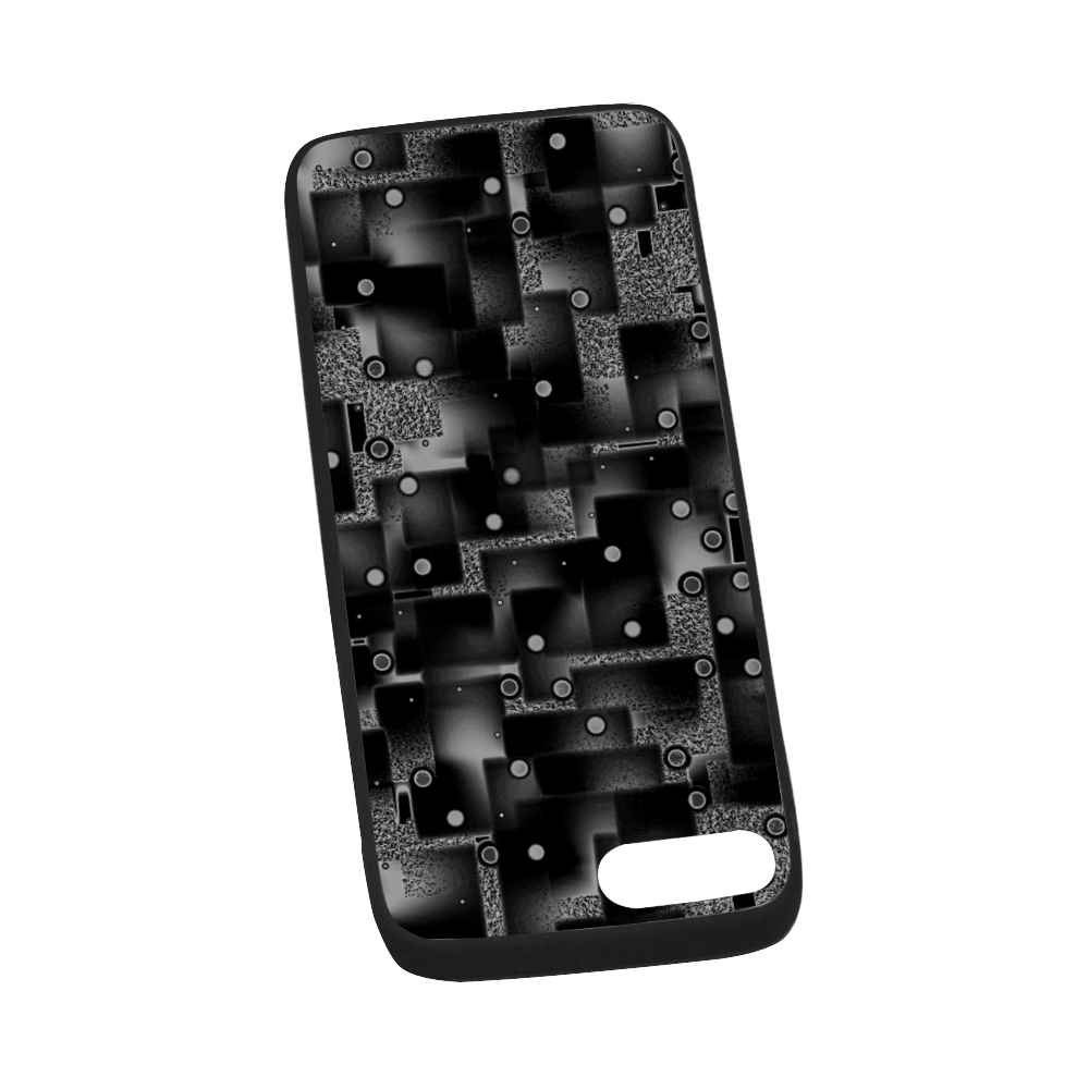 """Stucco and Co. B&W - Jera Nour Rubber Case for iPhone 7 plus (5.5"""")"""