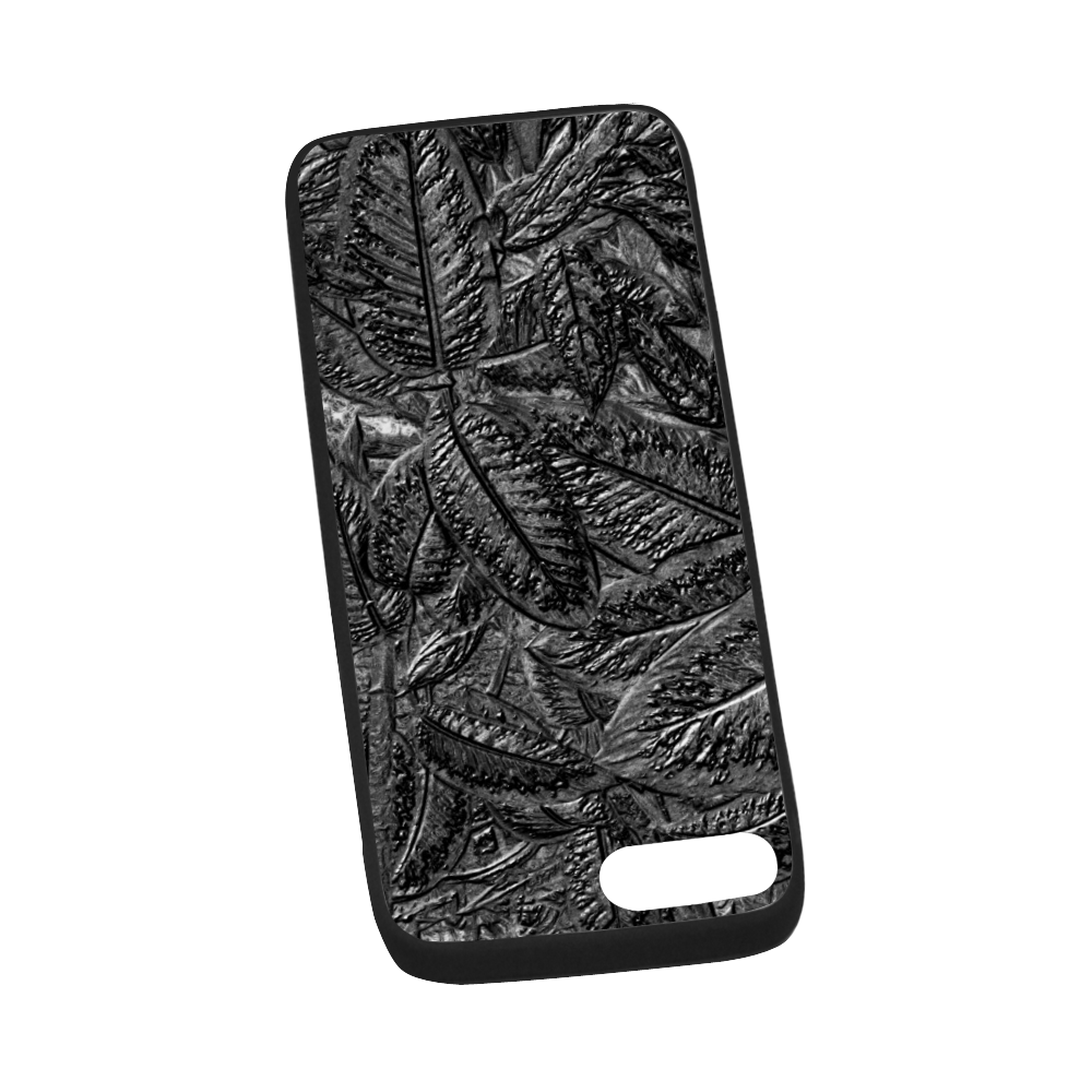 "Steel Foliage - Jera Nour Rubber Case for iPhone 7 plus (5.5"")"