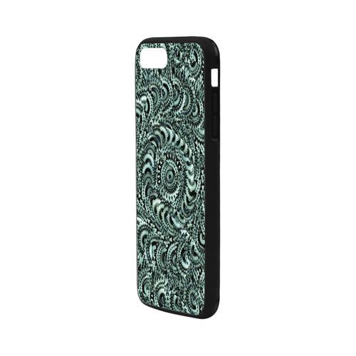 """Batik Maharani #4B - Jera Nour Rubber Case for iPhone 7 plus (5.5"""")"""