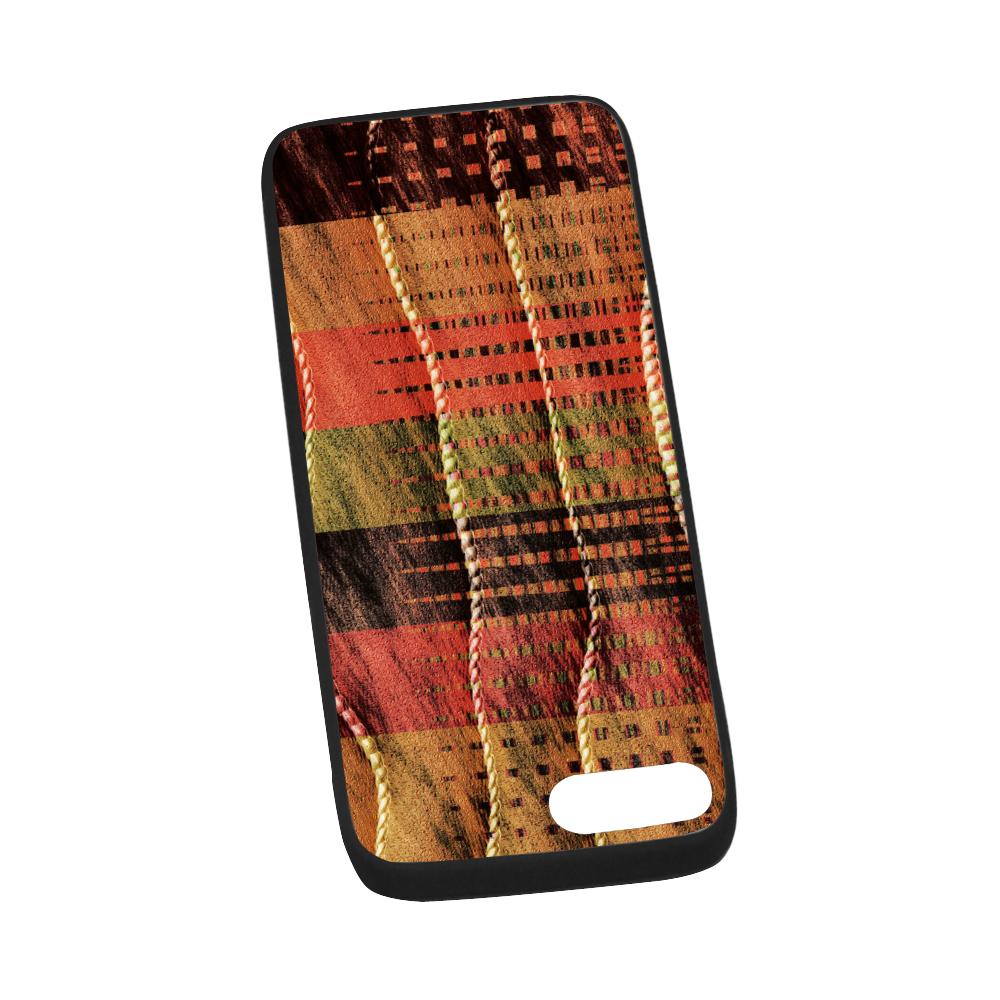 "Batik Maharani #6 Vertical - Jera Nour Rubber Case for iPhone 7 plus (5.5"")"