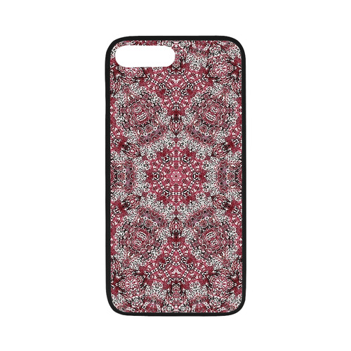"Batik Maharani #5A - Jera Nour Rubber Case for iPhone 7 plus (5.5"")"